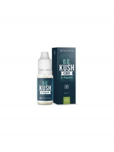 E-liquid Harmony Originals OG Kush 300mg CBD 10ml