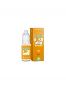 E-liquid Harmony Originals Mango Kush 0mg CBD 10ml