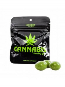 Cannabis chewing gum - guma do żucia 9g