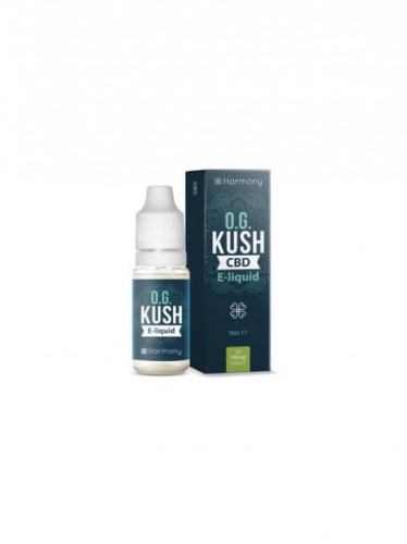 E-liquid Harmony Originals OG Kush 100mg CBD 10ml